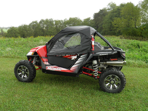 Arctic Cat Wildcat 1000 Upper Soft Doors