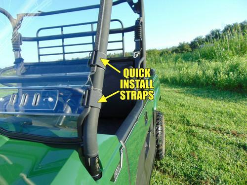 Quick Install Straps