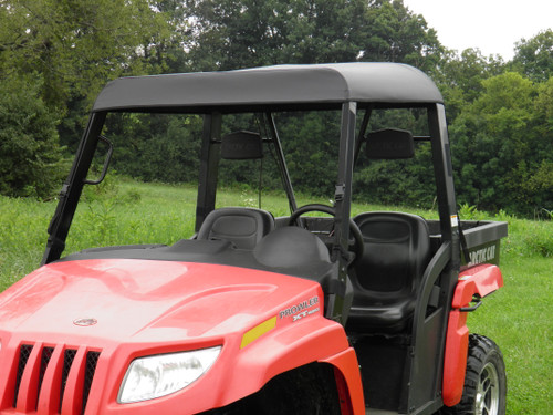 Arctic Cat Prowlers with Square Bar Frames  Soft Top