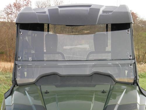 Honda Pioneer 700-4Split Lexan Windshield & SoftTop