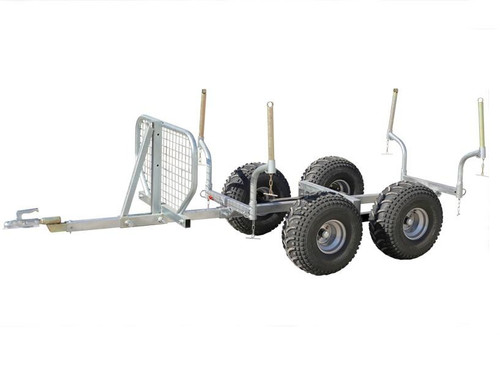 ATV TIMBER TRAILER COMBO 1000