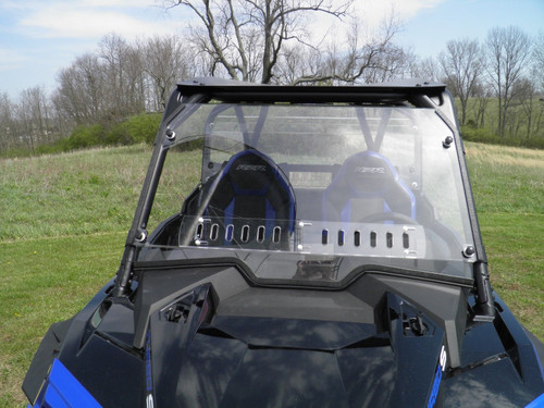Polaris RZR Turbo S  Windshield