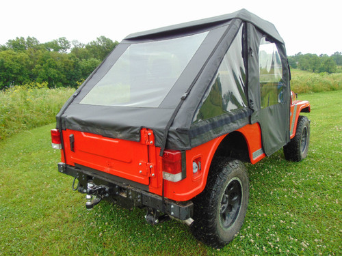 Mahindra Roxor Bed Cover