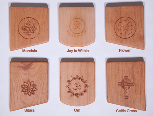 Engraving options.