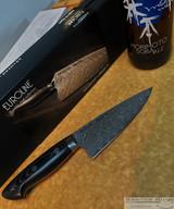"""Zwilling Kramer Euroline Damascus - 6"""" Chef's Knife"""