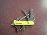 Victorinox Swiss Army Rescue Tool - Fluorescent Yellow
