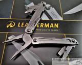 Leatherman Wingman - Stainless Steel - Black Nylon Sheath - 14 Tools