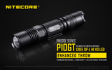Nitecore Precise Series Flashlight - P10GT - 900 Lumens