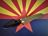 187 DP WITH OLIVE DRAB G-10