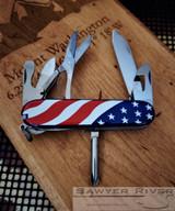 VICTORINOX SWISS ARMY US FLAG SUPER TINKER