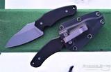 JAKE HOBACK SHEPHERD BLACK G10 HANDLE