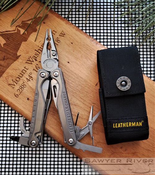 LEATHERMAN CHARGE TTI PLUS