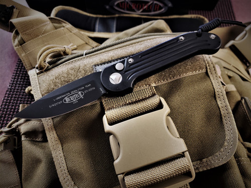 BLACK MICROTECH LUNT AUTOMATIC