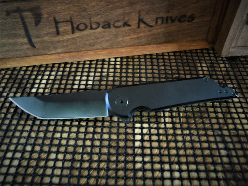 JAKE HOBACK MK ULTRA BLACK DLC FRONT SIDE