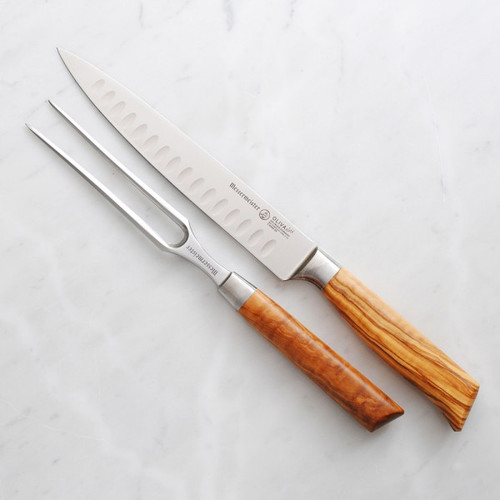 OLIVA ELITE 2 PC. KULLENSCHLIFF CARVING SET