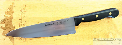 "MESSERMEISTER PARK PLAZA 8"" CARBON STEEL"