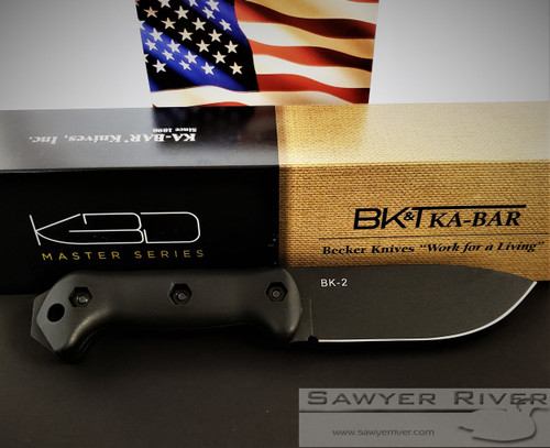 KA-BAR BECKER BK-2 CAMPANION