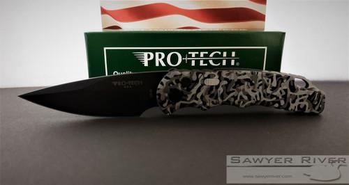 PROTECH TR-5 WINTER CAMO
