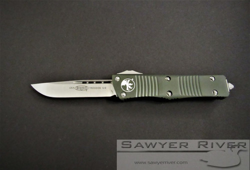 MICROTECH COMBAT TROODON OD GREEN