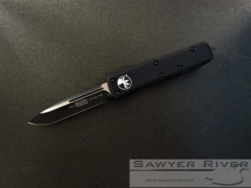 MICROTECH UTX-85 BLACKED OUT TACTICAL