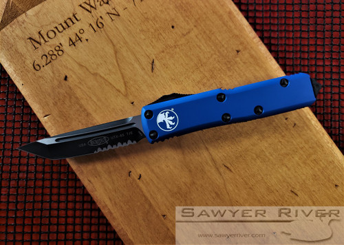 MICROTECH UTX-85 T/E P/E BLUE