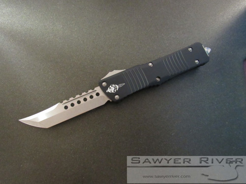 MICROTECH COMBAT TROODON HELLHOUND BLADE
