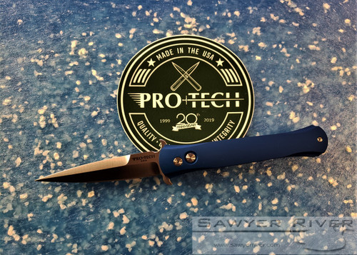 PRO-TECH KNIVES THE DON IN BLUE