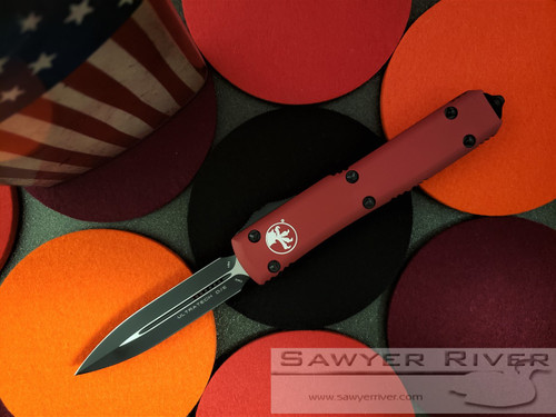 MICROTECH ULTRATECH RED AND BLACK