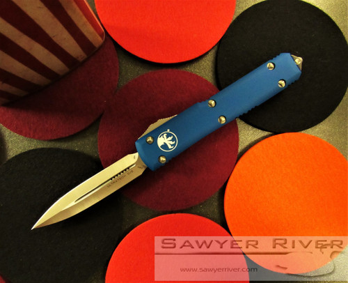 MICROTECH ULTRATECH BLUE HANDLE
