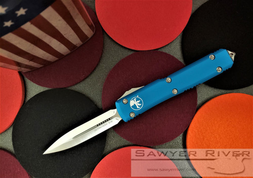MICROTECH ULTRATECH TURQUOISE HANDLE