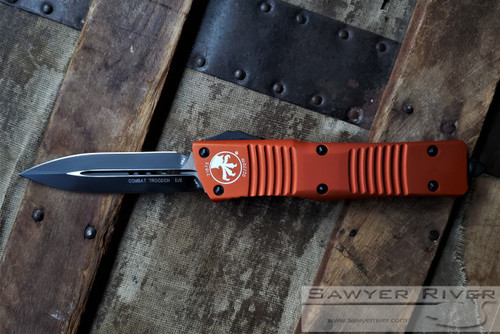 MICROTECH COMBAT TROODON IN ORANGE