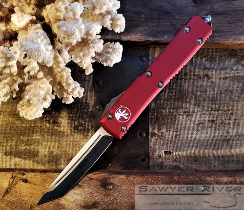 MICROTECH ULTRATECH SATIN TANTO RED