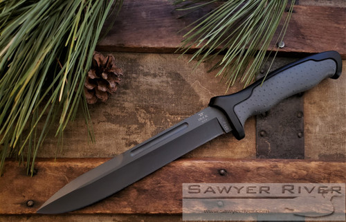 BUCK NIGHTHAWK HUNTER GREY