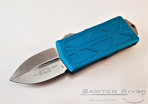 MICROTECH EXOCET TURQUOISE STONEWASH