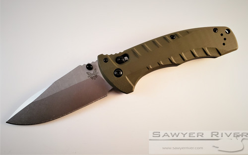 BENCHMADE TURRET 980