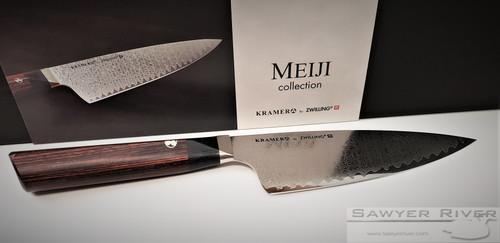"""ZWILLING KRAMER MEIJI 6"""" CHEF'S KNIFE"""