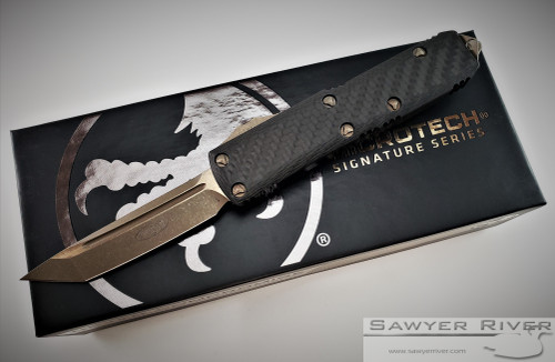 MICROTECH UTX-85 SIGNATURE SERIES T/E CARBON FIBER TOP