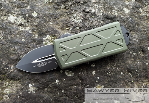 EXOCET OD GREEN WITH BLACK BLADE
