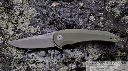 JAKE HOBACK ENOCH FLIPPER IN OD GREEN G10