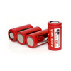 Two Efest IMR 18350 Battery (Red)
