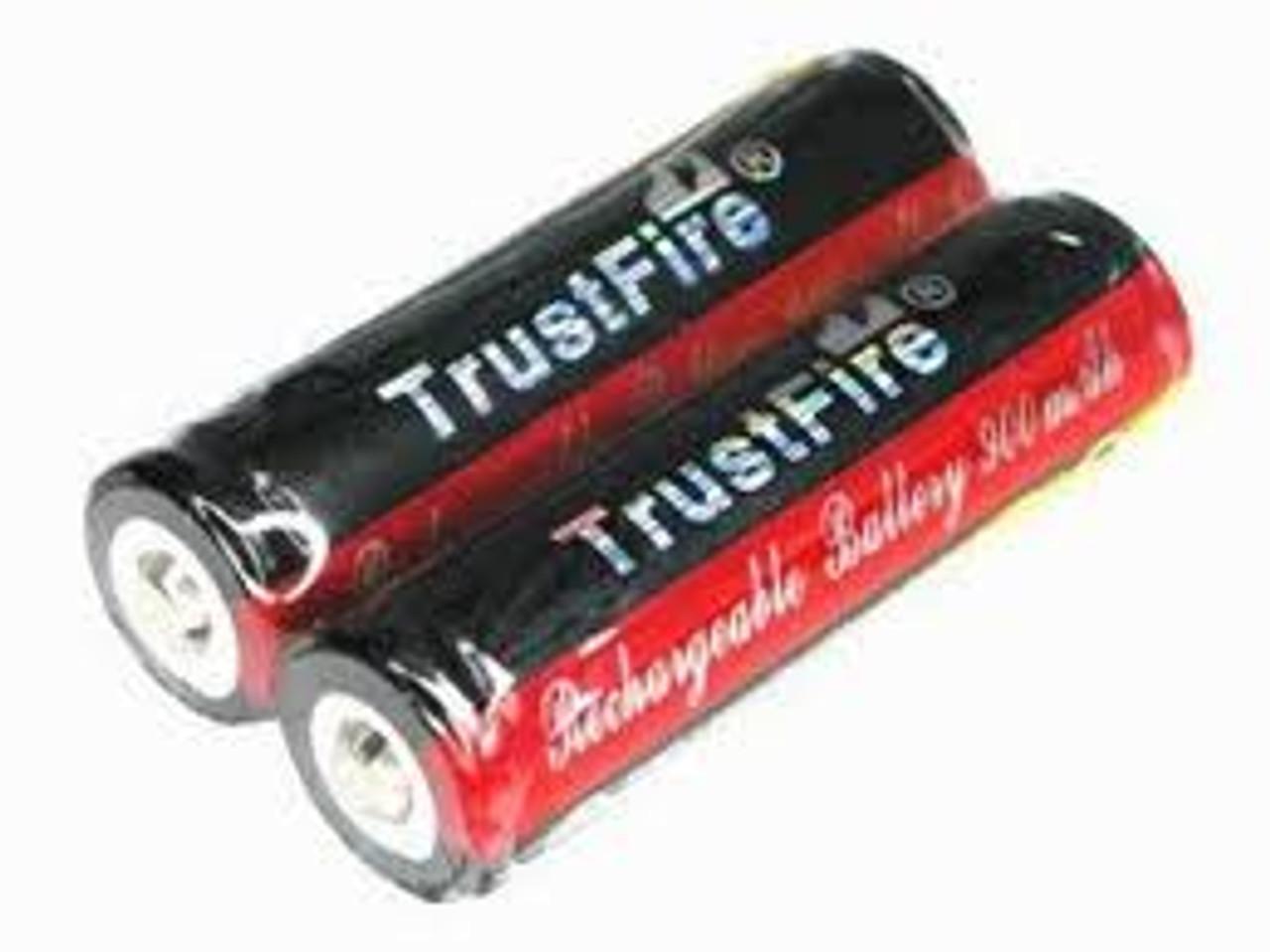 Trustfire 14500 Li-Ion Batteries