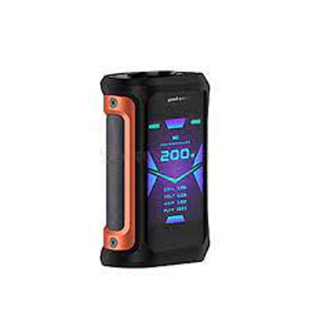 Geekvape Aegis X 200W Box Mod Orange