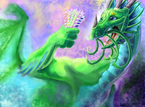 Sweet Dragon