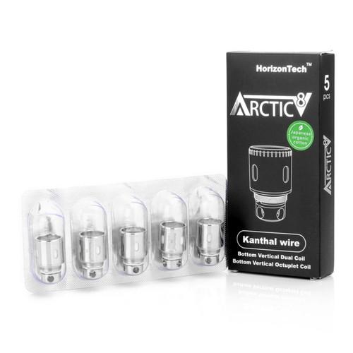 ArcticV8 V2 5pak Coils 0.5ohm