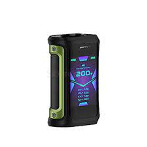 Geekvape Aegis X 200W Box Mod Green Black