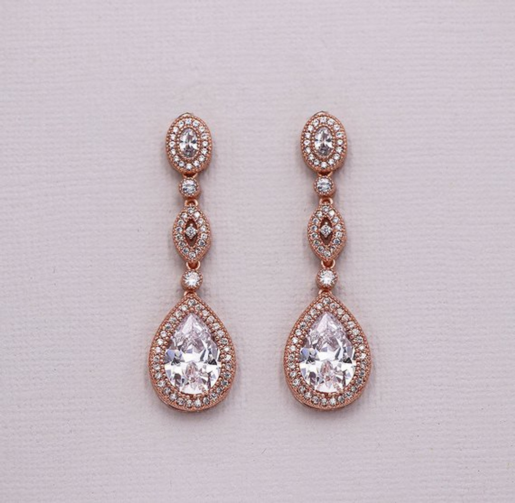Annalise Long Earrings