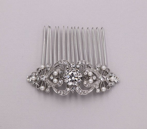 Jayla Pearl and Crystal Comb