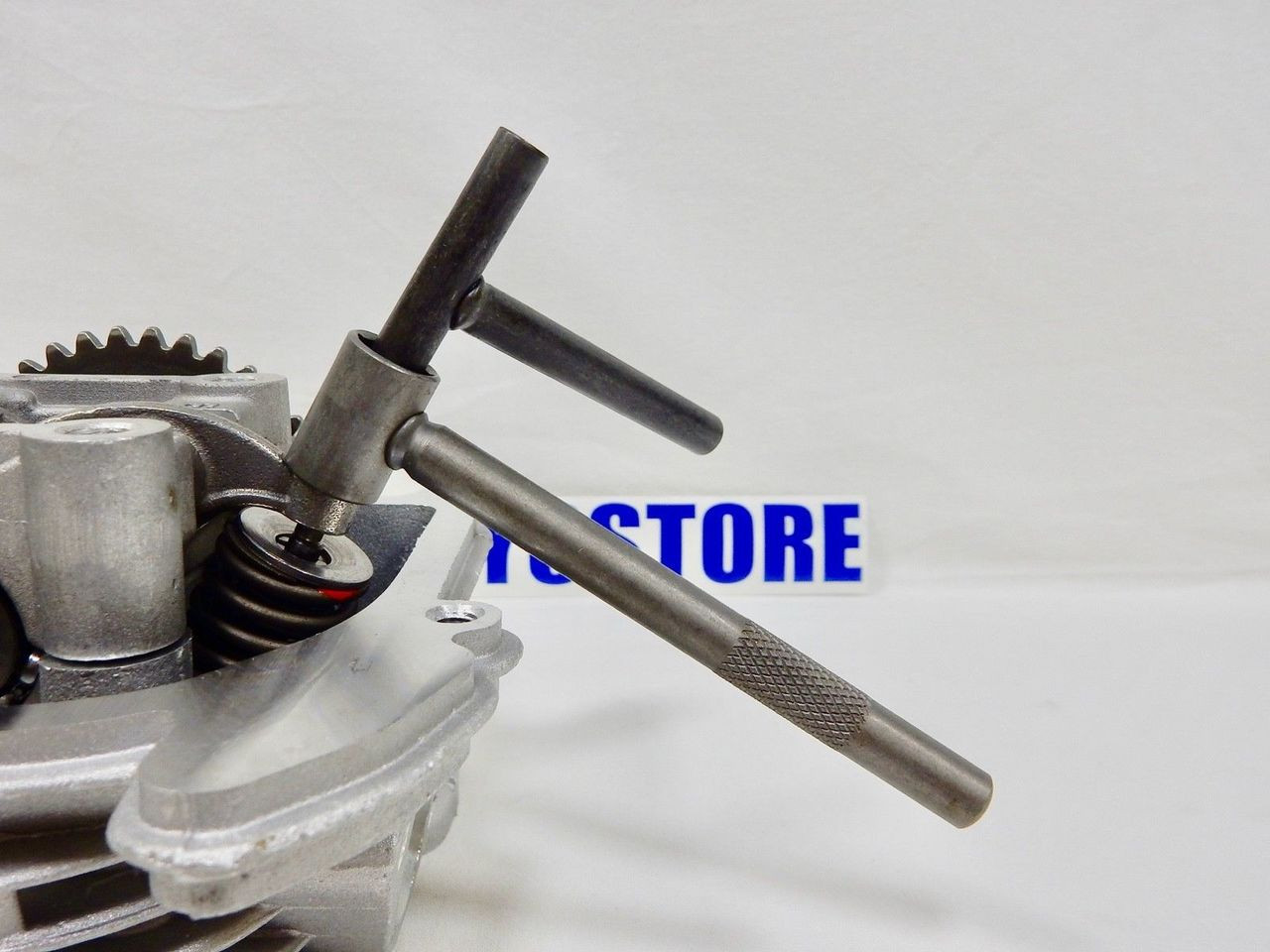 VALVE / TAPPET ADJUSTING TOOL SET 9mm HEX HEAD & 3mm SQUARE HEAD WRENCH
