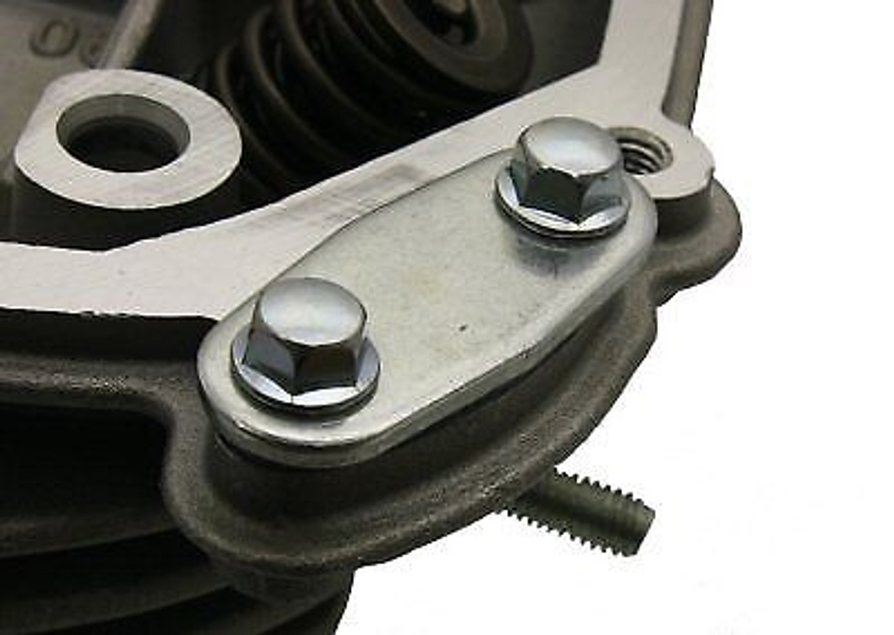 UNIVERSAL EGR BLOCK OFF PLATE FOR 50cc (QMB139) & 150cc (GY6) SCOOTERS