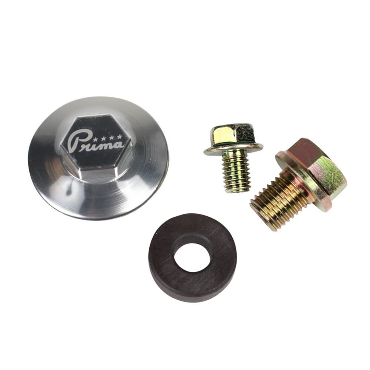 PRIMA MAGNETIC OIL DRAIN KIT FOR (QMB139 & GY6 MOTORS)